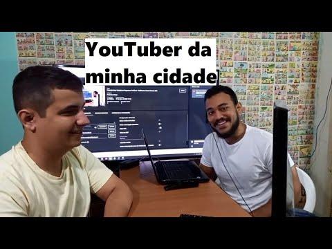 Tem YouTuber em