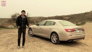 Maserati Quattroporte review - Auto Express