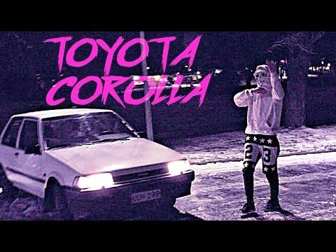 nuorip - TOYOTA COROLLA (Instrumental prod. by Chuki) [Official Music Video]