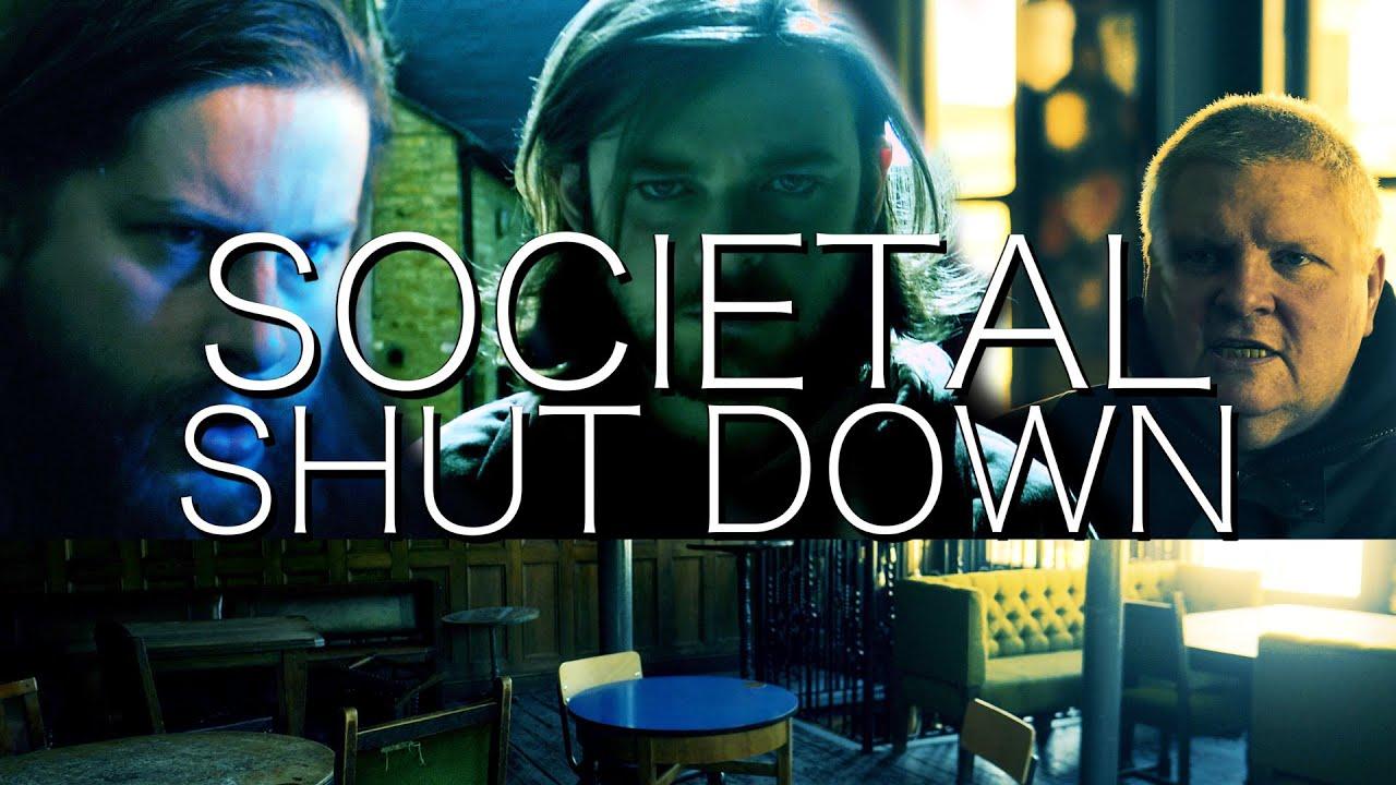 Societal Shut Down | Dystopian Sci-Fi Short Film