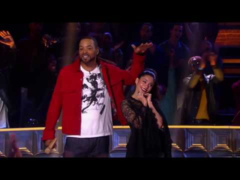 Drop the mic (sub. español) Vanessa Hudgens vs Michael Bennett