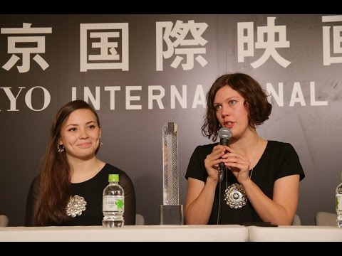 審査委員&受賞者記者会見 Jury Members and Award Winners Press Conference