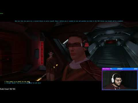 My Reaction to the Darth Revan Reveal - Star Wars: Knights of the Old Republic *SPOILERS* |