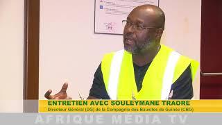 ENTRETIEN AVEC SOULEYMANE TRAORE DG CBG