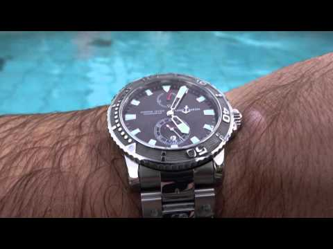Ulysse Nardin Marine Diver Follow-Up Review