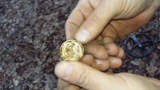 Кладоискательство в Сокольниках. Коп монет в парке Москвы металлоискателем DEUS