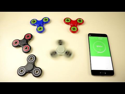 Самый Лучший Спиннер Вертушка Крутилка = Fidget Spinner Hand Toys. Что это такое? ОФИГЕТЬ из Китая!