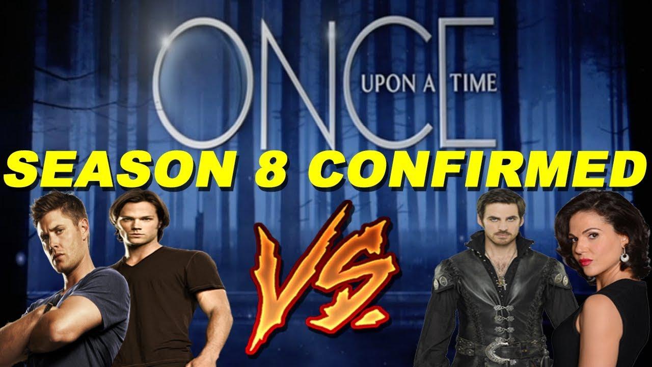 Once upon a time 8 temporada