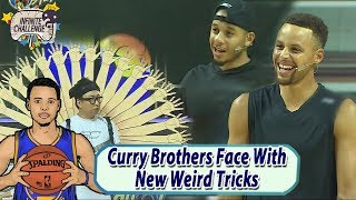Video [Stephen Curry X MUDO] Curry Brothers Face With New Weird Tricks 20170805 download MP3, 3GP, MP4, WEBM, AVI, FLV Mei 2018
