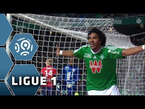 Goal BRANDAO (55') - AS Saint-Etienne-LOSC Lille (2-0) - 17/01/14