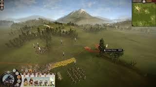 Total War Shogun 2 ( Chosokabe ) phần 1 : Bắt đầu làm quen với game