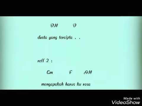 Chord sebuah rasa (agnes monica)