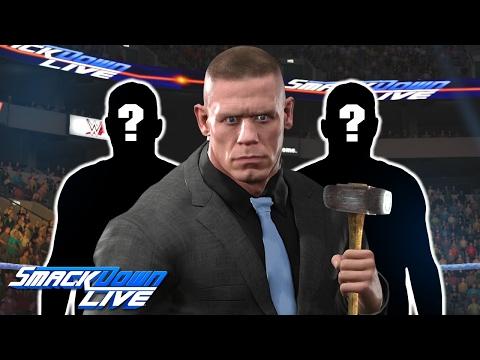 WWE 2K17 Story - John Cena's Impossible Mission