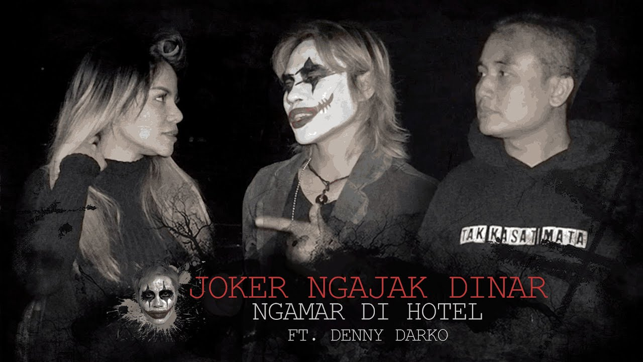 Joker Ganas Ngajak Ngamar Dinar Candy di Hotel! Denny Darko Kaget! #dinarcandy #dennydarko