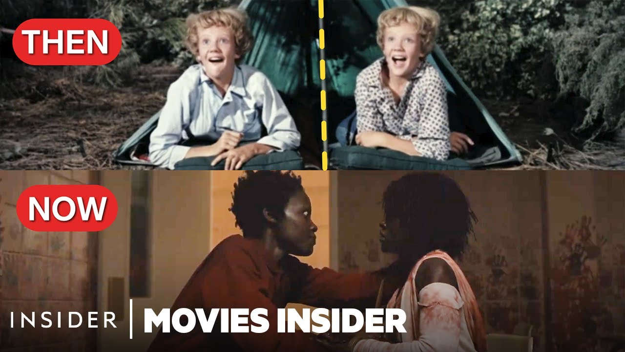 Download How Hollywood Twins Scenes Have Evolved Over 100 Years | Movies Insider