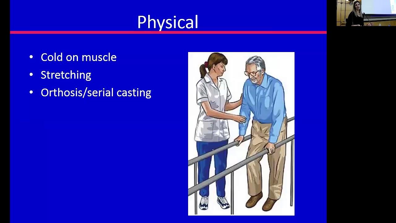 Spasticity in ALS