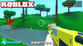 NERF FPS IN ROBLOX