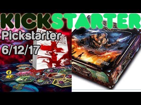 Lords of Hellas | Kickstarter Pickstarter 6/12/17 | Roll For Crit