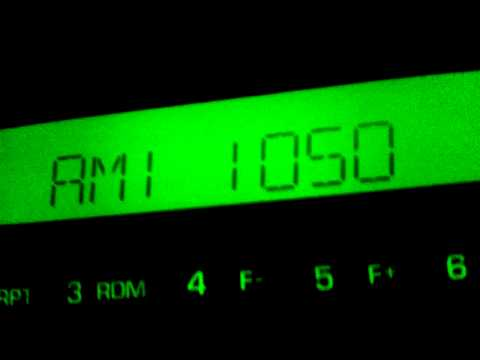 XEG-AM 1050 kHz Monterrey, Nuevo Leon, Mexico