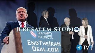 Iran's desperate attempt to preserve its nuclear deal - Jerusalem Studio 355