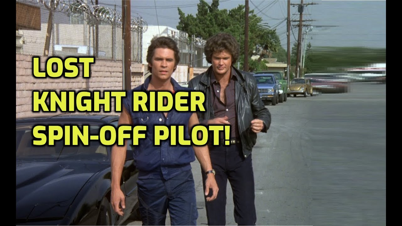 """Download The """"Lost"""" Knight Rider Spin-off Pilot """"Code of Vengeance"""" (Full Movie) 1985"""