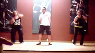 ZUMBA@ FITNESS  WITH ALEKS 'PASARELA' BY DADDY YANKEE
