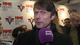 NME Awards 2013: Suede Brett Anderson Interview