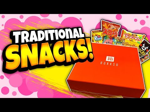 【 March Bokksu Unboxing 】- Japanese Snack Box Review #SocialEating
