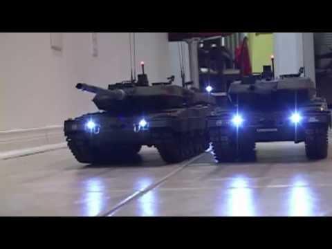 Tanks' parade