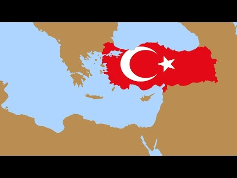 The Rise of the Republic of Turkey