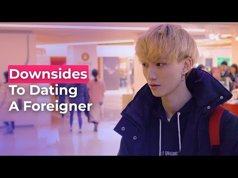 Would kpop idols dating foreigners