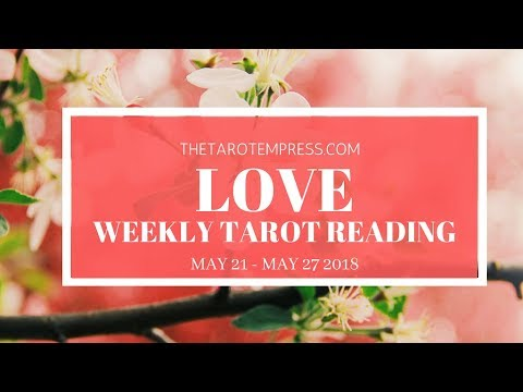 GEMINI LOVE TAROT READING, A NEW LOVE COMING IN, MAY 21 - 27, 2018