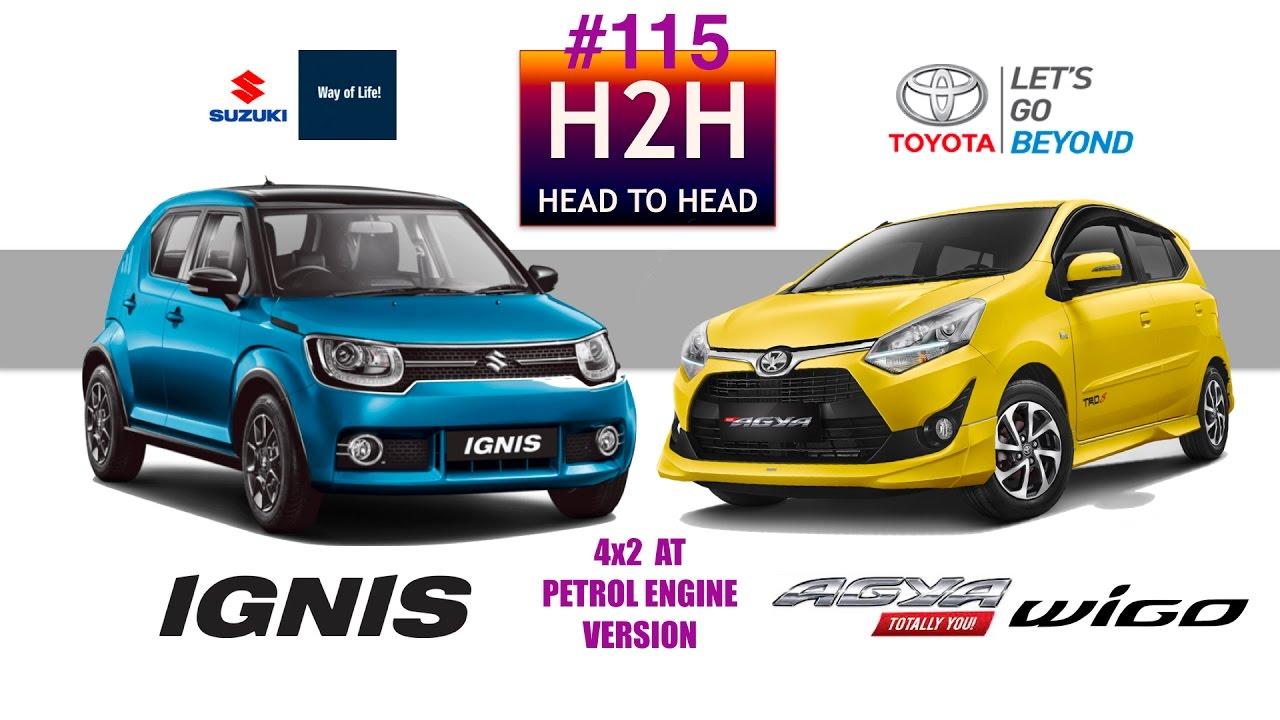 Kekurangan Toyota Ignis Review