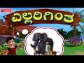 Ellarigintha Kannada Rhymes 3D Animated