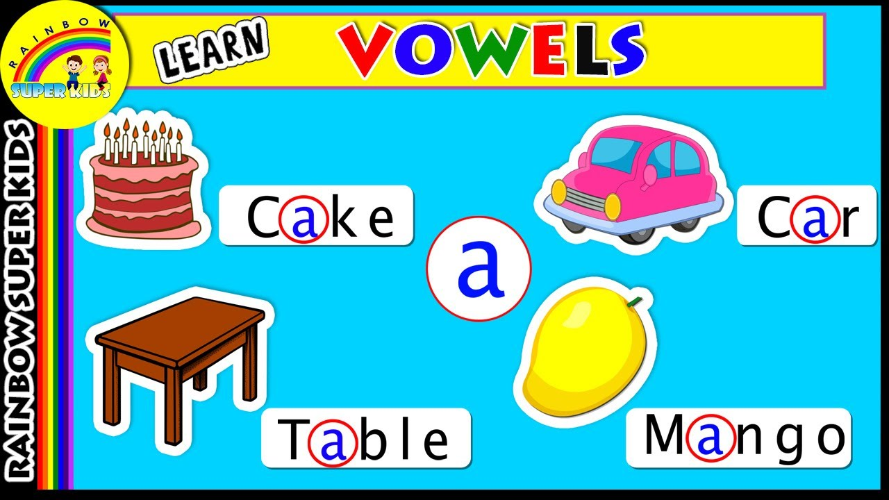 Download Vowels for Kids   Learning Games for Preschoolers   English Vocabulary