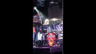 The Rods Drum Solo Carl Canedy