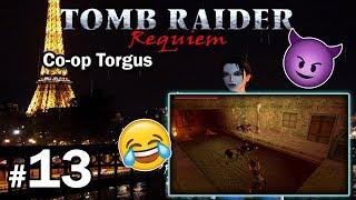 "[TRLE] Tomb Raider Requiem - Co-Op Torgus - LvL4 [1/4] - ""Nieogar i demoniczne psy"""