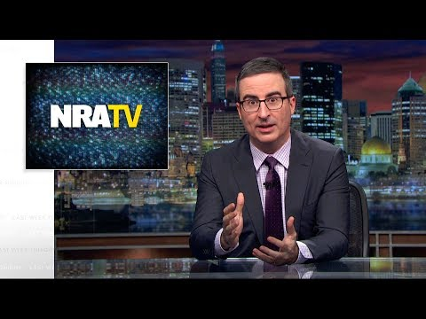 NRA TV: Last Week Tonight with John Oliver (HBO)