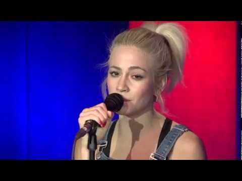 Anton Powers & Pixie Lott - Baby (Acoustic Performance by Pixie Lott)