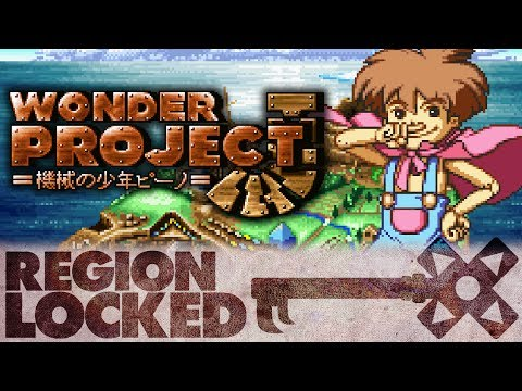 Pushing the SNES to its Limits: Wonder Project J - Region Locked Feat. Greg (Gameplay & Analysis)
