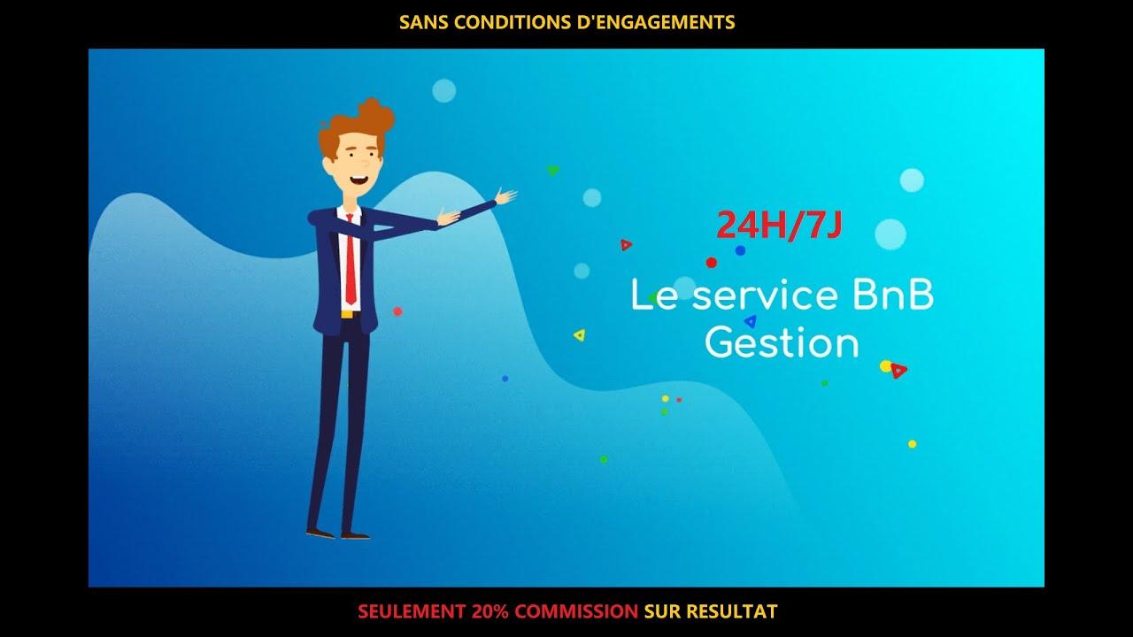 Service BnB Gestion TTG