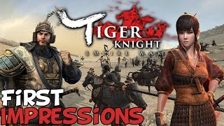 "Tiger Knight: Empire War (MMORPG) First Impressions ""Is It Worth Playing?"""