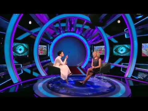 Emma Willis interviews runner up Katie Hopkins