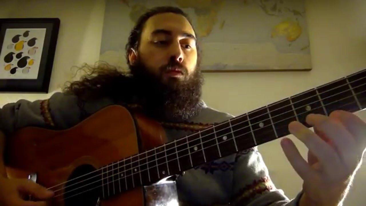 Berlin Take My Breath Away Guitar Cover Youtube