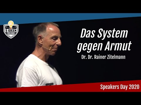 System gegen Armut - Rainer Zitelmann