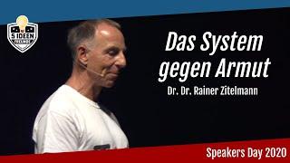 """System gegen Armut - Rainer Zitelmann """"Kapitalismus ist nicht das Problem, sondern die Lösung!"""""""