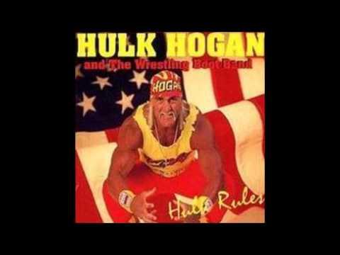 Hulk Hogan and The Wrestling Boot Band - Hulk Rules (Full Album)