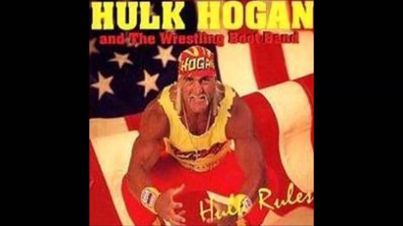 Hulk Hogan And The Wrestling Boot Band Hulk Rules Full Album