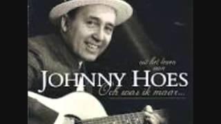 Johnny Hoes - bloesje van blauw