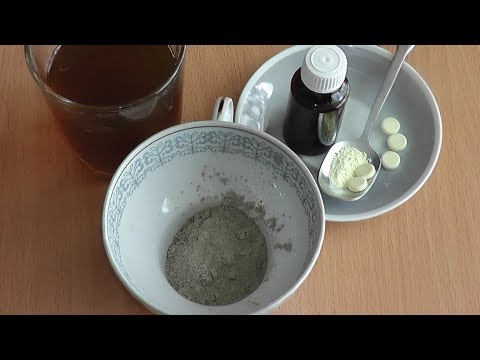 Как лечить купероз на лице в домашних условиях